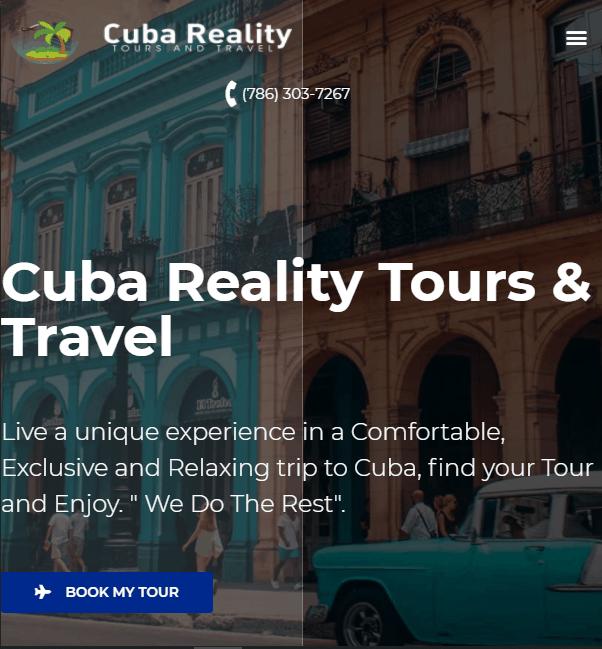 cubarealitytoursandtravels.com