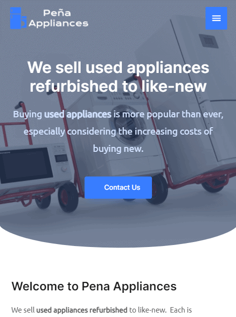 penaappliances.com